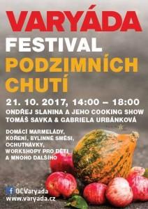Festival podzimních chutí Variáda Karlovy Vary