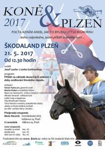 Koně a Plzeň 2017