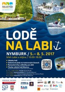 Lodě na Labi 2017
