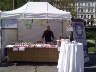 Food festival Karlovy Vary Nebe v hubě