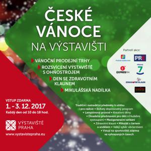 České Vánoce na Výstavišti