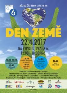 Den Země, Obora Hvězda, Praha