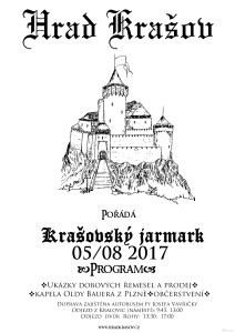 Krašovský jarmark 2017