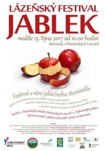 Lázeňský festival jablek v Mariánských Lázních