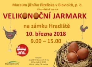 Velikonoční jarmark Blovice 2018